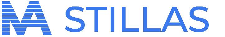 Ma Stillas logo med takst